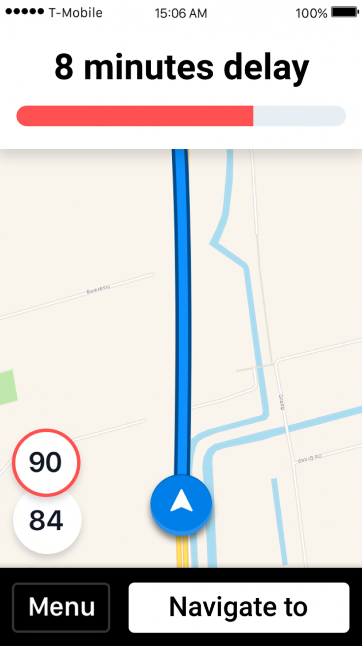 Driver companion apps truckmeister screenshot