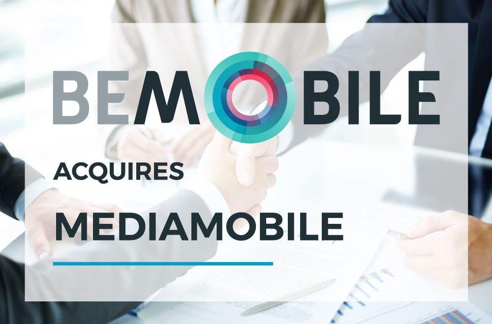 Be Mobile acquires Mediamobile