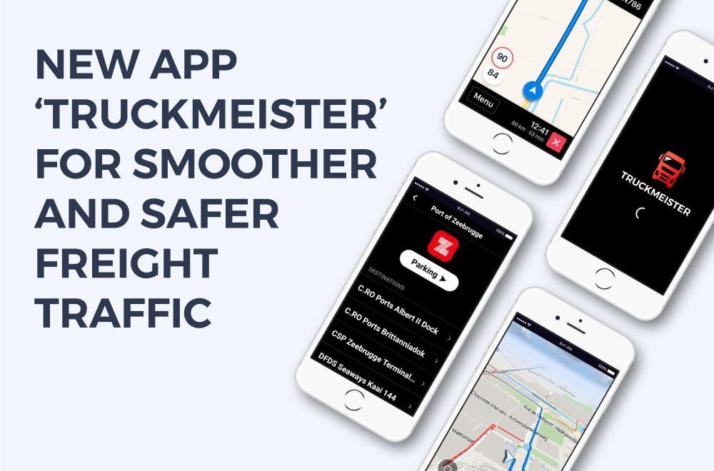 Truckmeister app