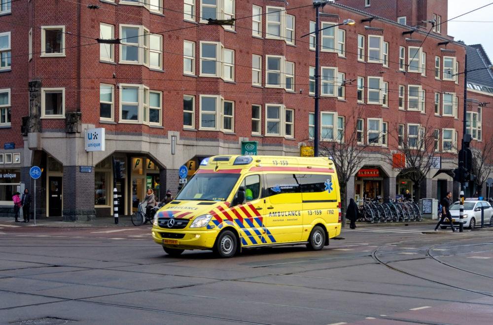 Ambulance Nederland