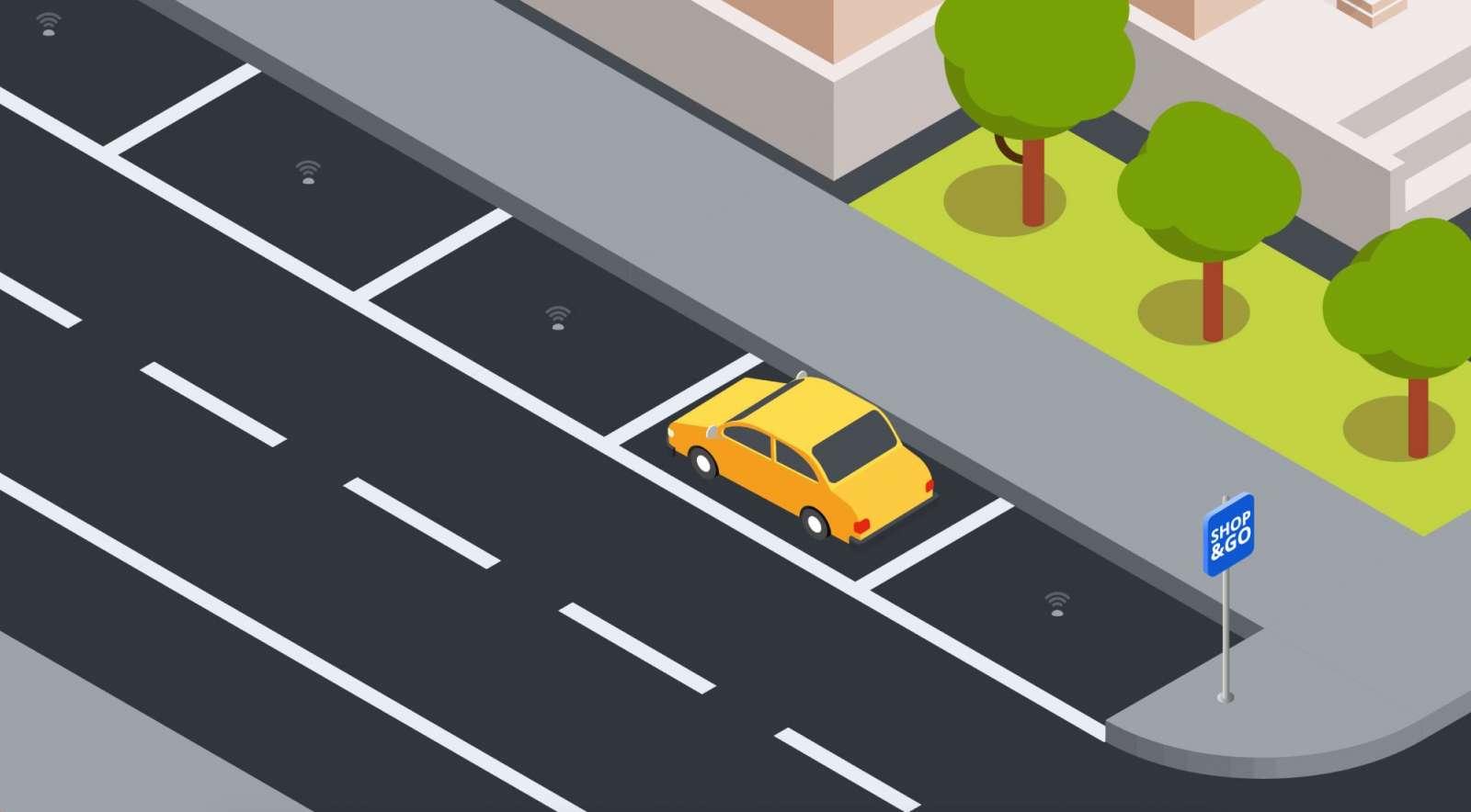 Road traffic mgmt shopgo