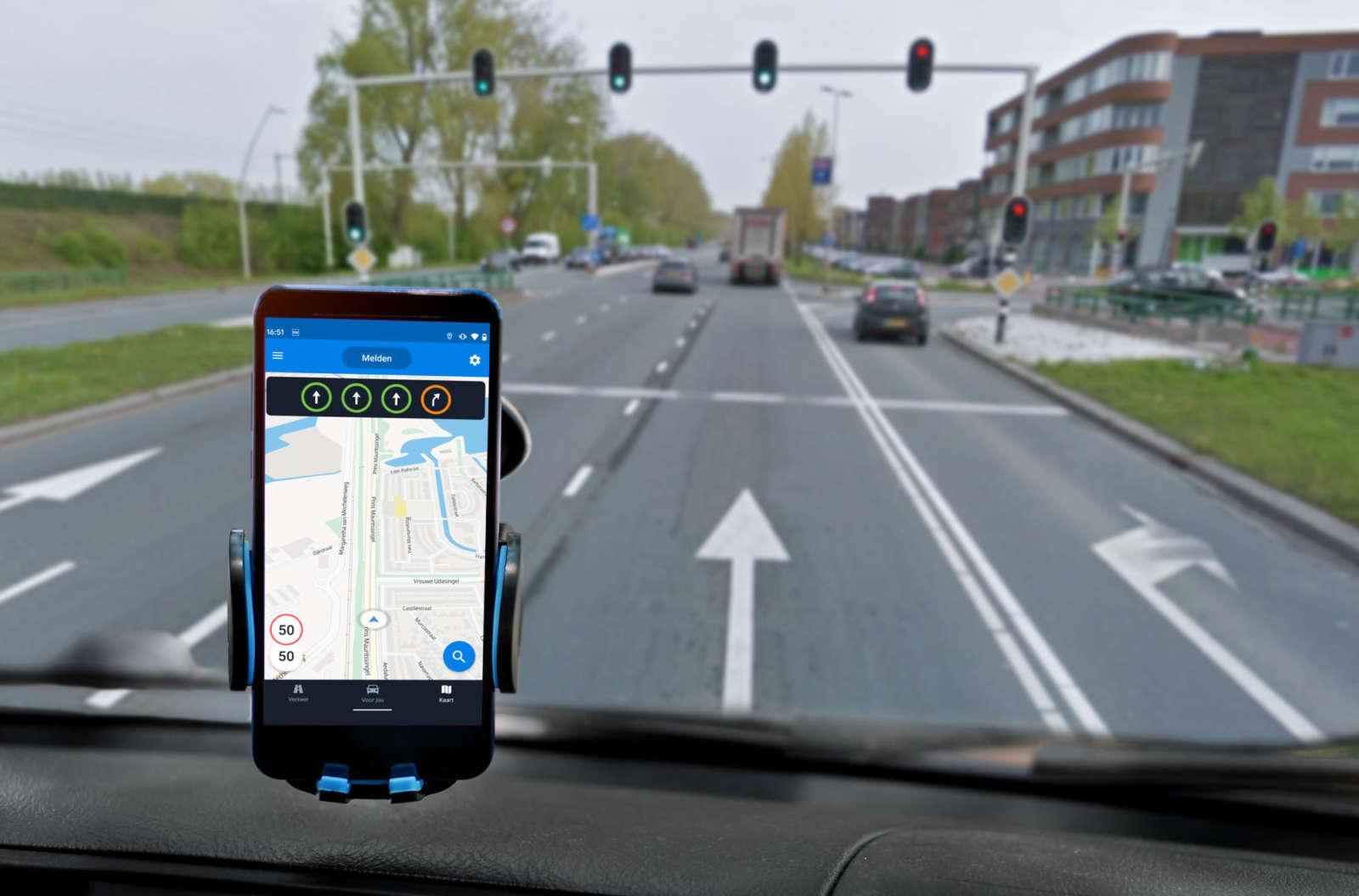 Traffic lights in FM