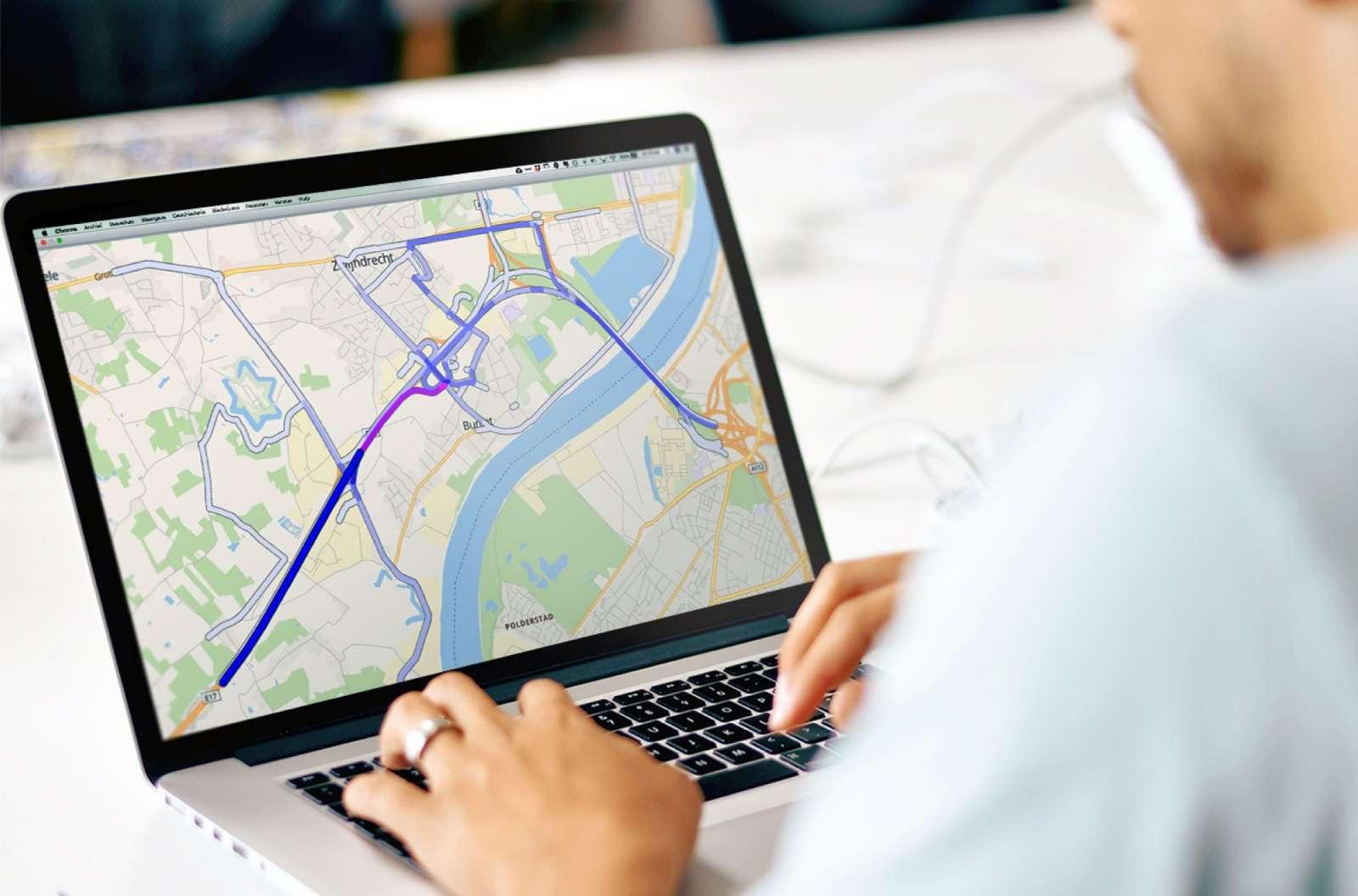 Traffic management FLO Wcheck mockup