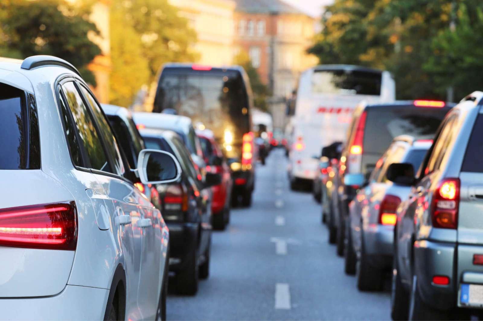 Traffic jam large